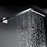 Wall Mounted Rainfall Shower Head System