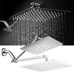 Bathroom Chrome Shower Head