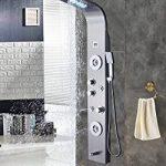 best rainfall shower panels