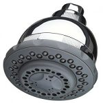 Wall Mount Filtered Showerhead