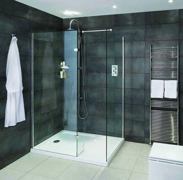 Frameless shower Tub Door